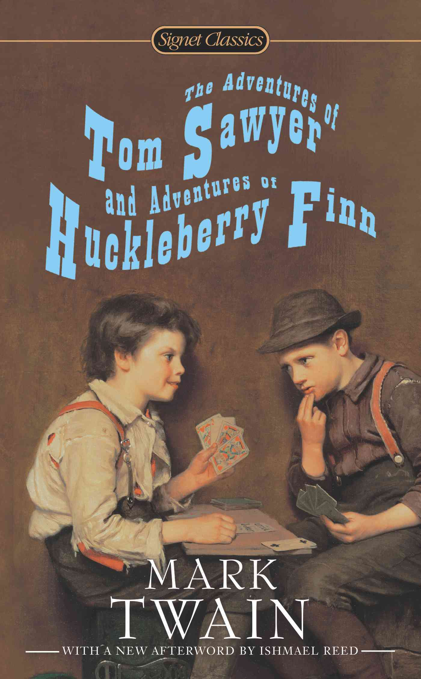The Adventures of Tom Sawyer and Adventures of Huckleberry Finn By Twain, Mark/ Fisher Fishkin, Shelley (INT)